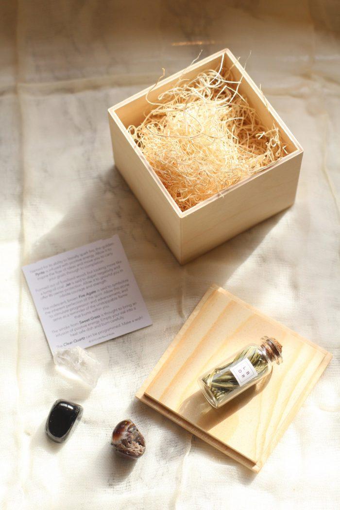 Little Box of Rocks by Kierra Fogg