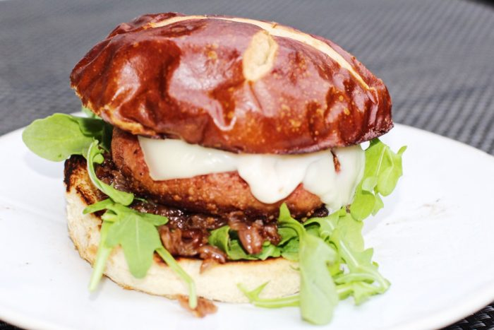 Beyond Meat Burger Recipe