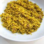 Turmeric Ginger Cauliflower Rice Recipe