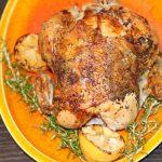 Herbes de Provence Roasted Chicken