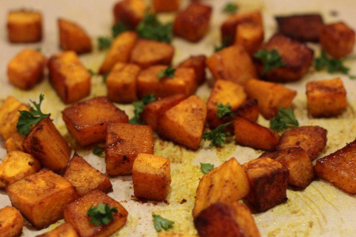 Moroccan Spiced Butternut Squash Recipe