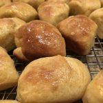 Squash Pan Rolls Recipe