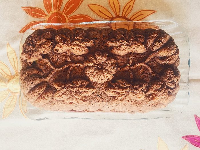 Carrot Coconut Loaf Recipe