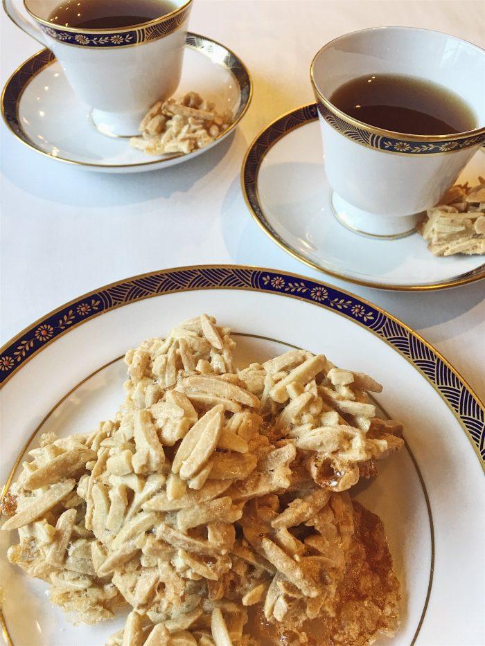 Gluten Free Almond Cookies Recipe