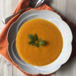Chez Mimi's Carrot Soup