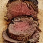 Roast Beef in Balsamic/Dijon Marinade.