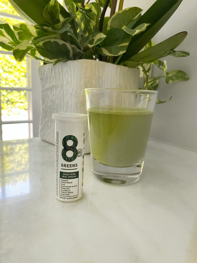 8 Greens Supplement