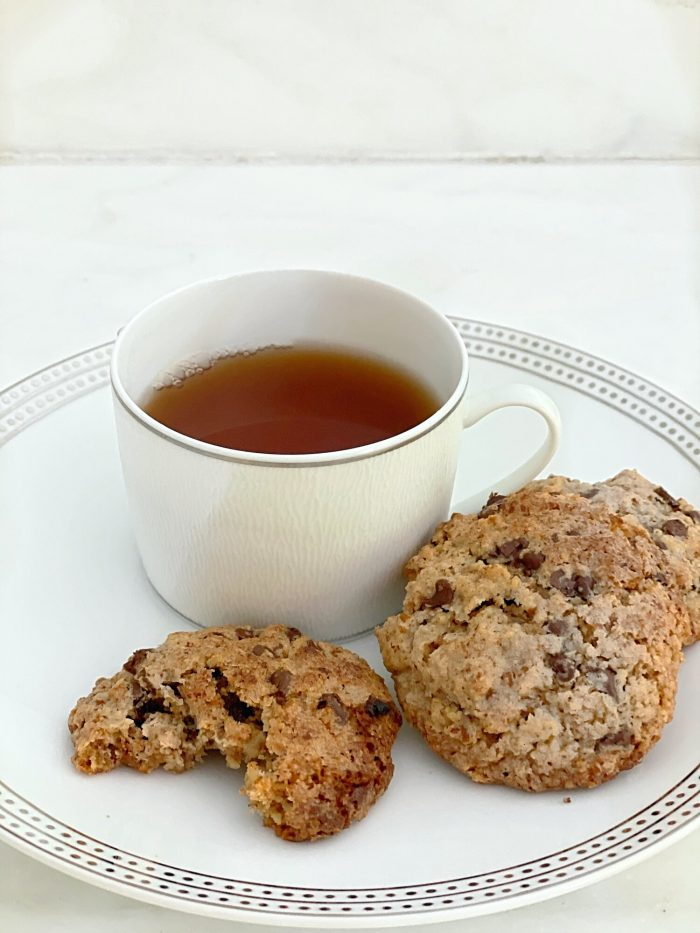 Gluten-Free Chocolate Chip Cookies Kosher For Passover.