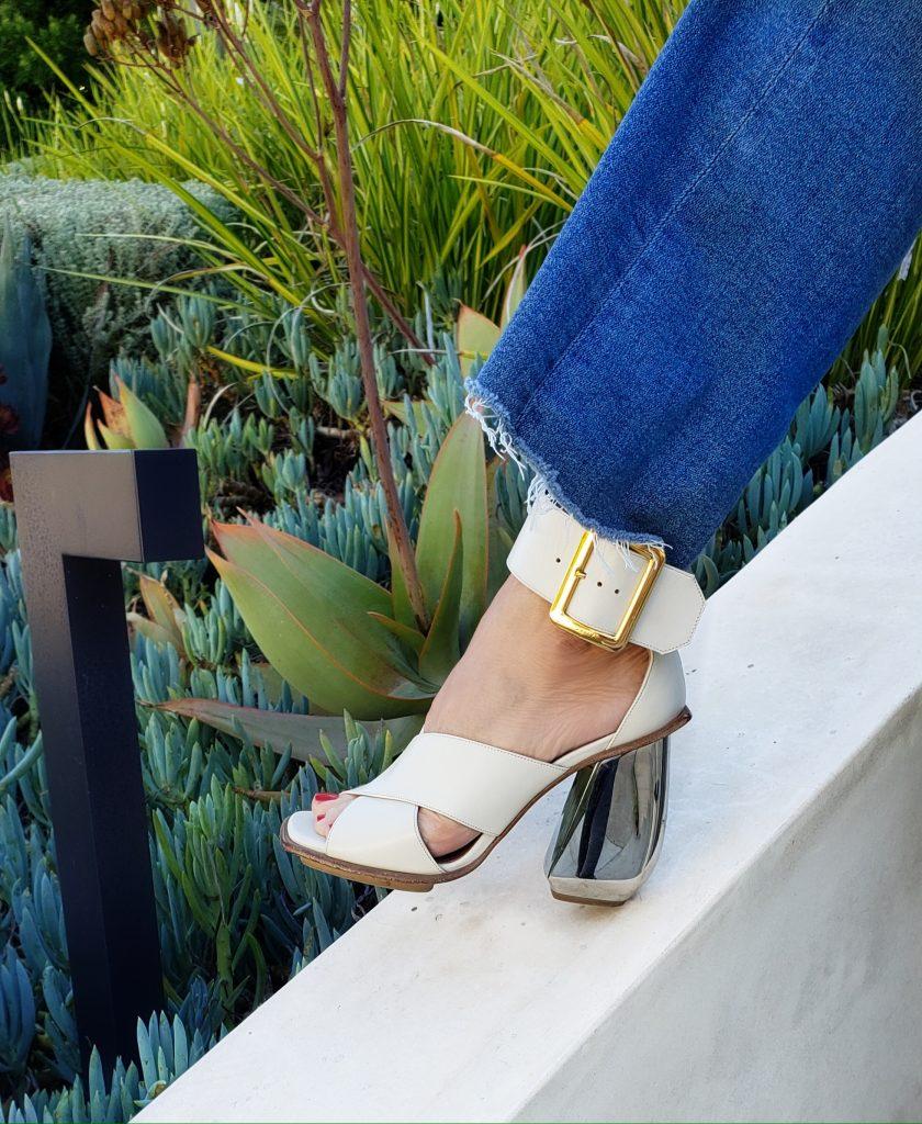 Bally Sandals.