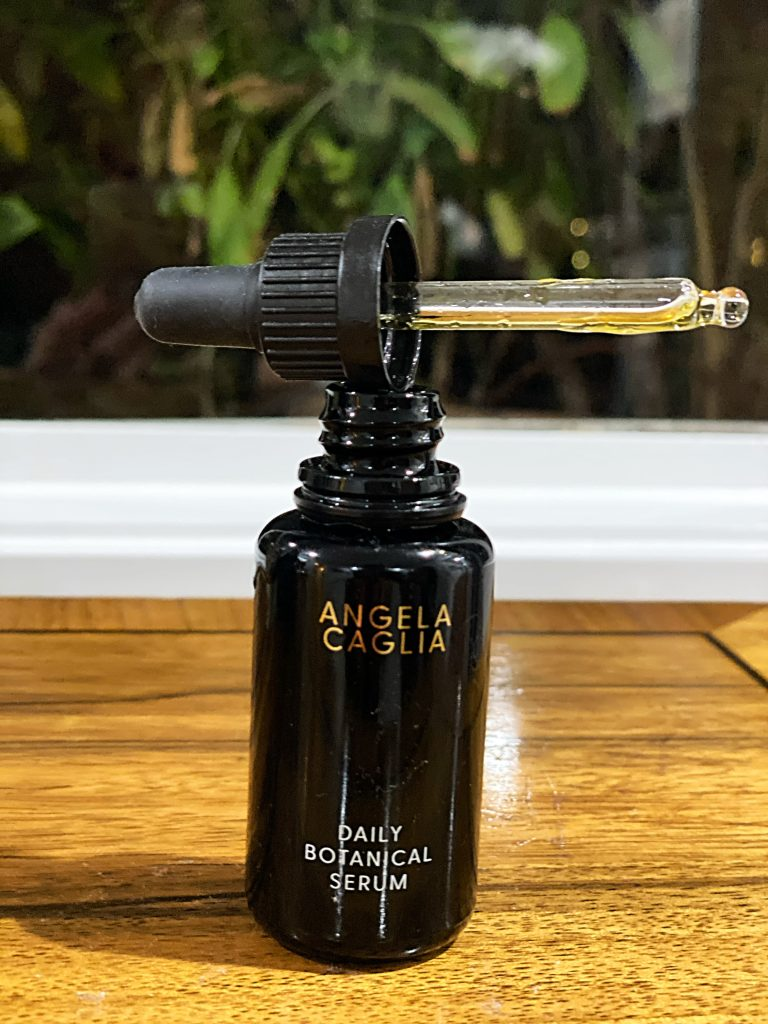 Angela Caglia: Daily Botanical Serum